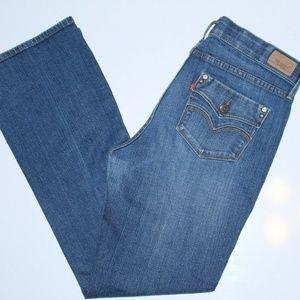 Levi's Jean Perfect Waist 525 Boot Cut Sz 12